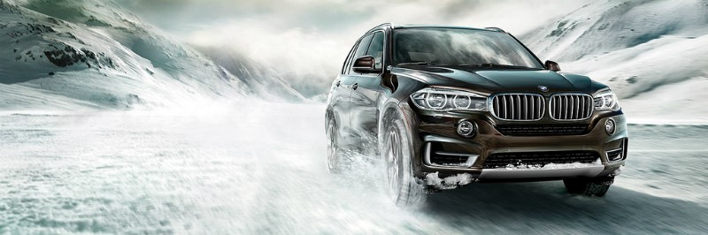 BMW Winter Driving, BMW snow, BMW winter, BMW Advice
