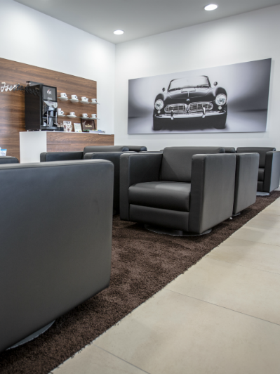 Service While You Wait, BMW Service, BMW Business