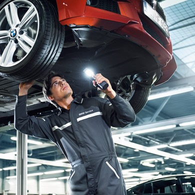 BMW MOT and Service Maintenance