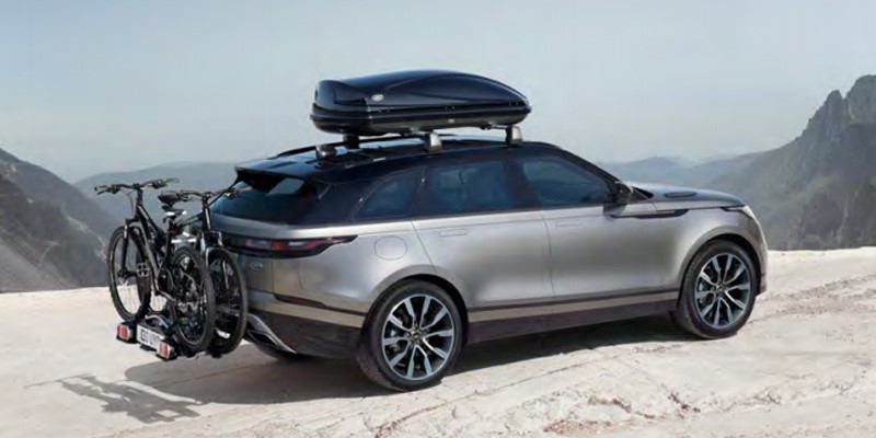 travel accessories, land rover, roof boxes, bicycle racks, roof bars, extra travel storage, internal travel accessories