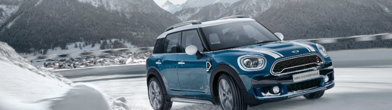 MINI Winter Driving Tips, MINI Snow Driving, MINI Winter