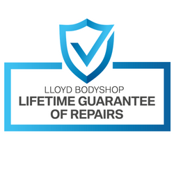 Lloyd-Bodyshop-Lifetime-Guarantee-Of-Repairs-Emblem