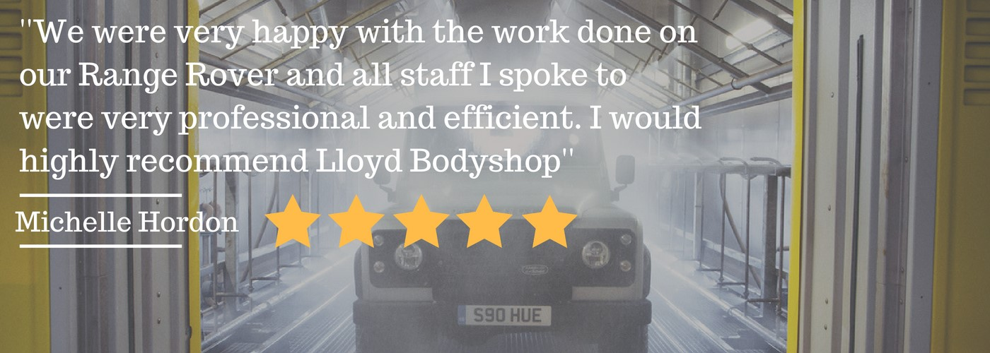 Why Use Lloyd Bodyshop