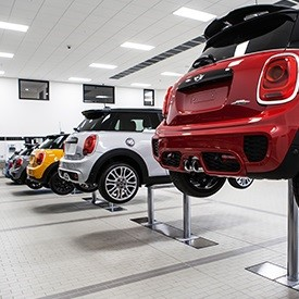 MINI MOT and Service
