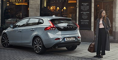 Volvo Finance Information