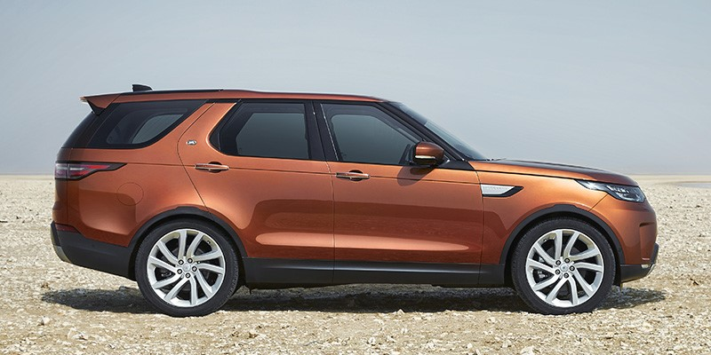 The All New Land Rover Discovery