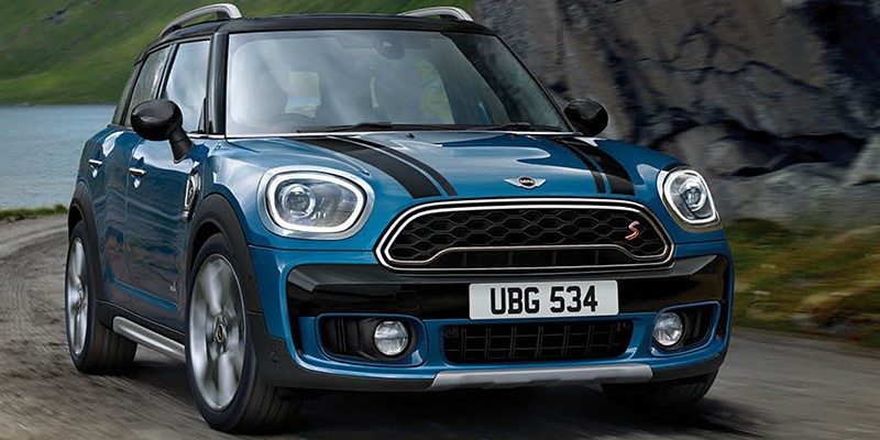The All New MINI Country 2017. Driving Fun For Every Occasion