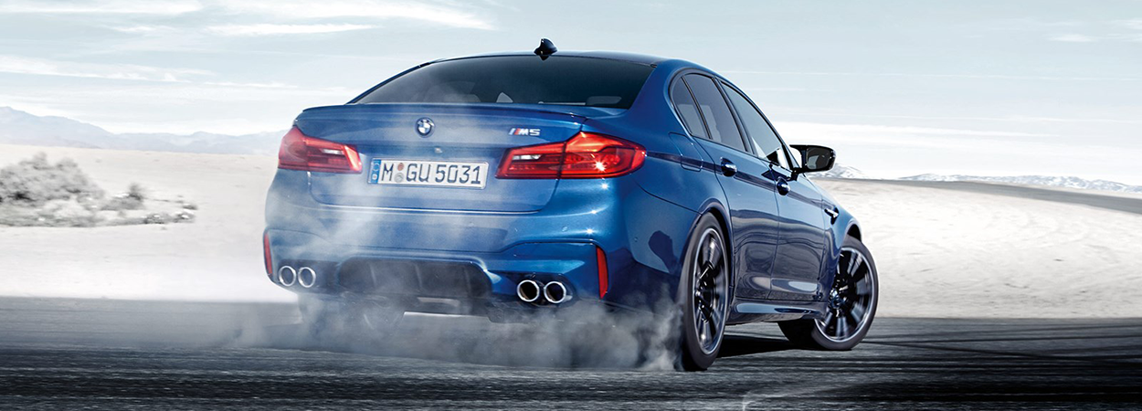 New BMW M5 - Launches 31st March.