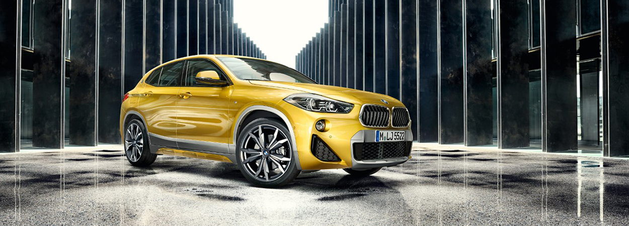 New BMW X2 - Be the one who dares!