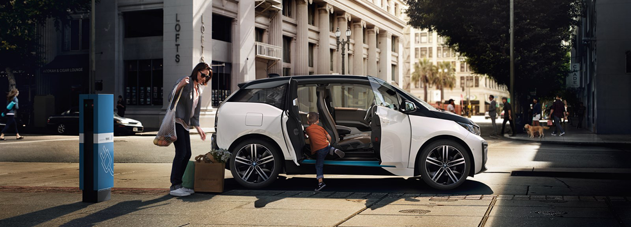 BMW i3 - The future is now.