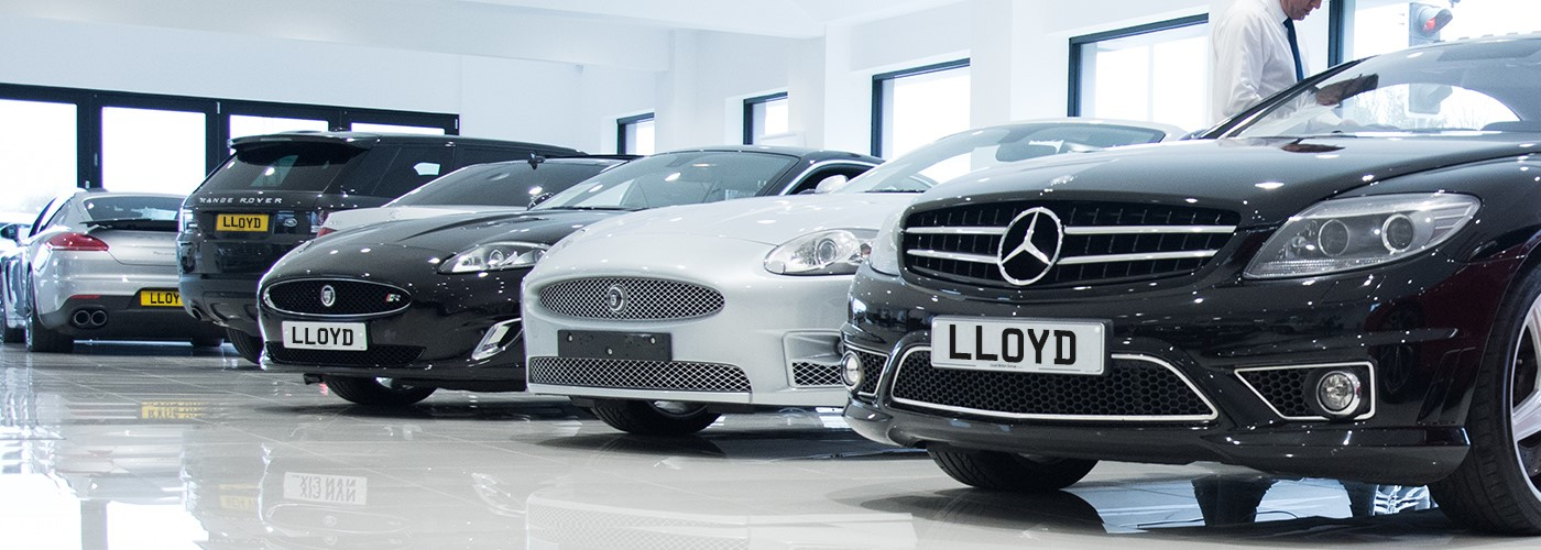 Lloyd Approved Your Local Used Prestige and Performance Car Specialist.