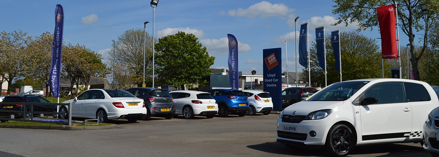 Lloyd Used Car Centre Over 100 quality used vehicles