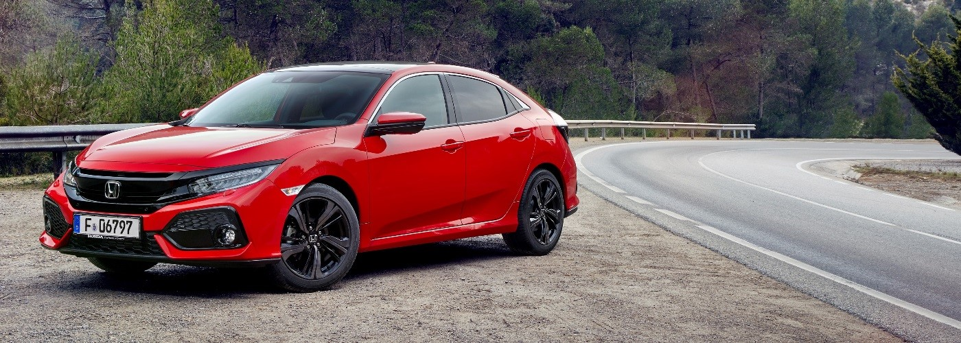 The New Honda Civic Get £1,000 off when you test drive a Honda Civic
