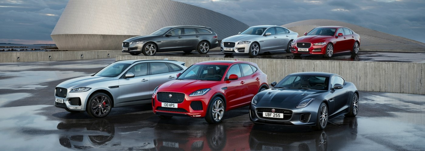 The Jaguar range See our latest offers