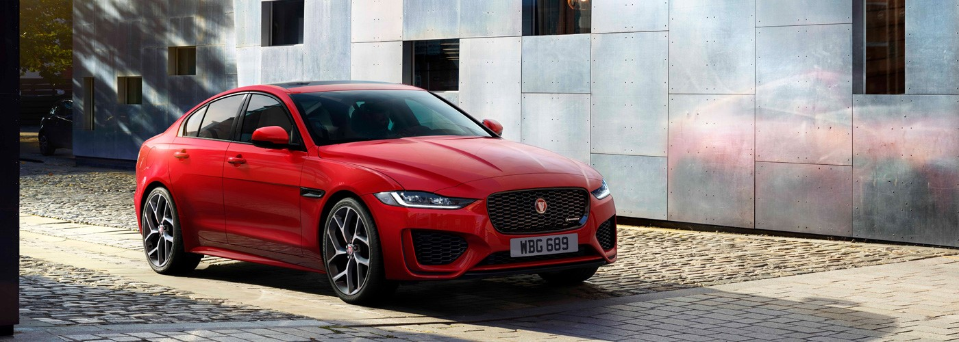 new, Jaguar, XE, Lloyd, Carlisle