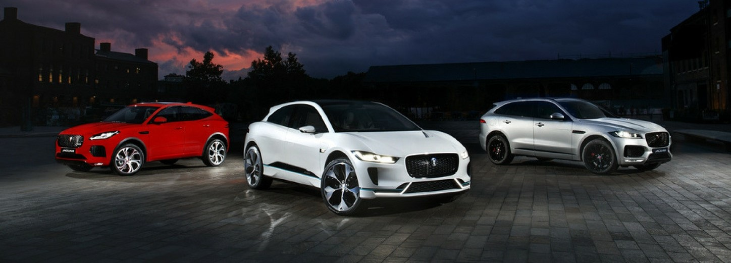 Join us for the I-PACE Preview Events