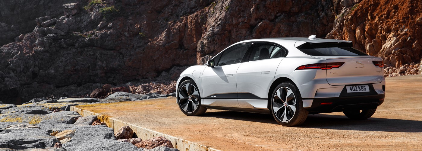 Jaguar I-PACE. £0 Company Car Tax in 2020-21.