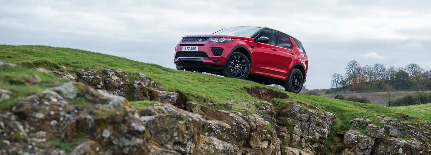 View our latest Discovery Sport offers