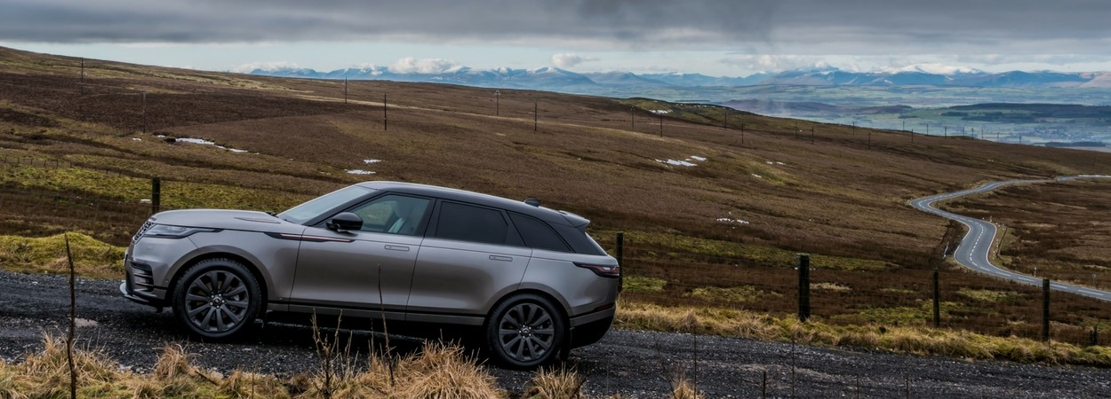 Range Rover Velar current offers