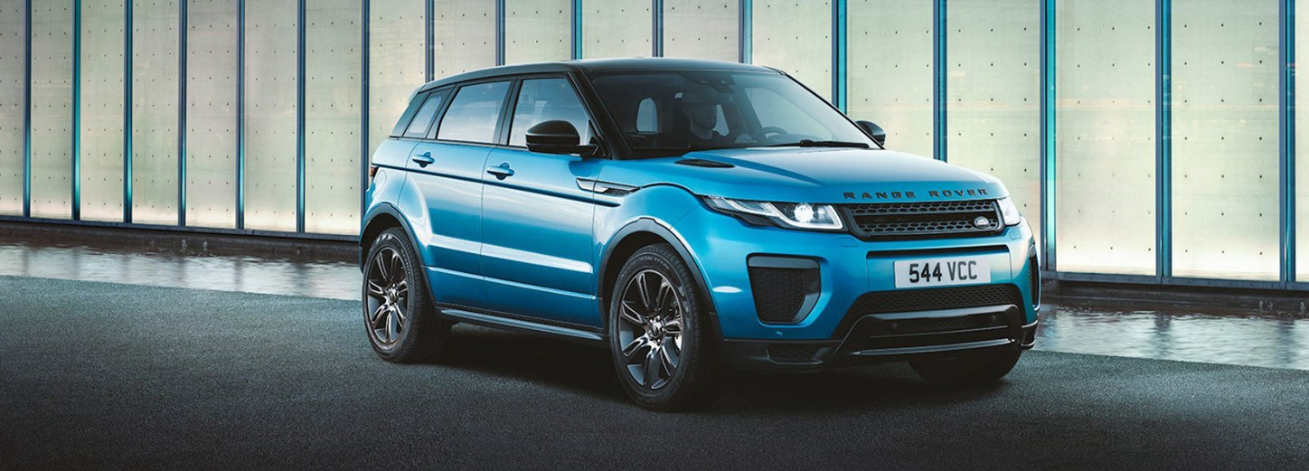 Designed and styled to stand out from the crowd explore the Range Rover Landmark Edition. Offering unique exterior design features