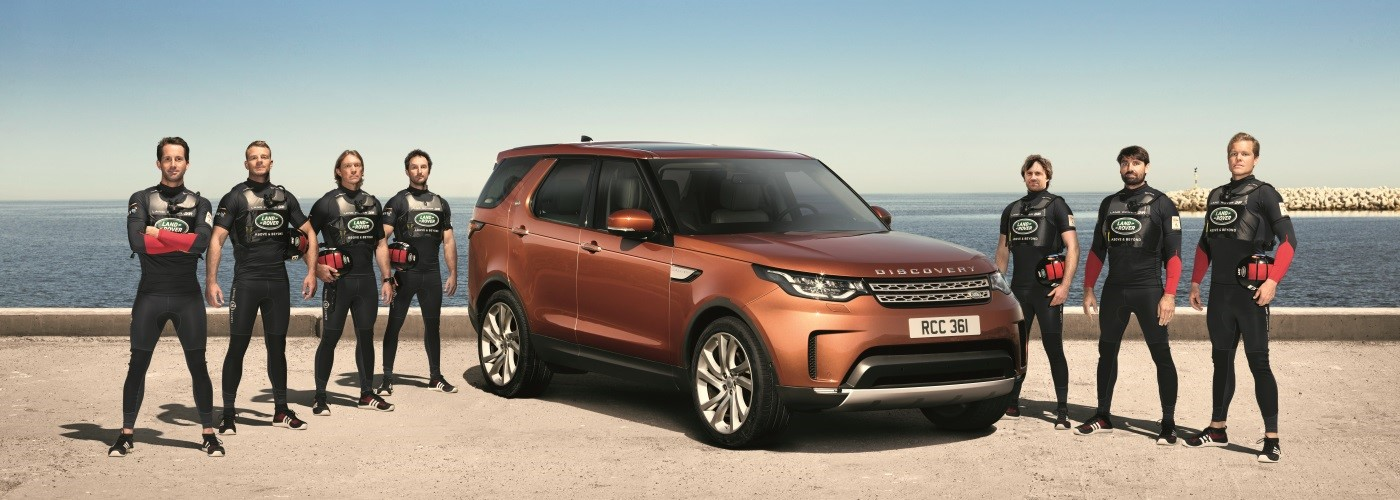 All-new Discovery Order yours today