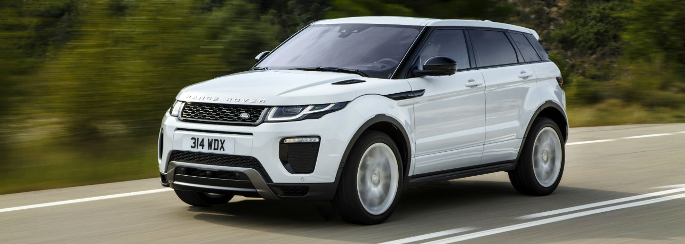 Range Rover Evoque Now available from £399 deposit and £399 a month