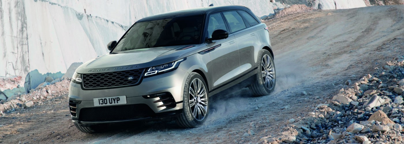 All-new Range Rover Velar Now available in our showrooms to view and test drive