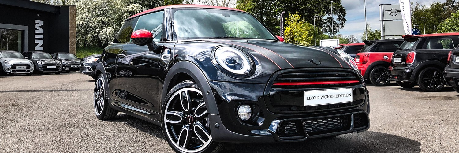 The Lloyd MINI Works Edition, exclusive to Lloyd Group