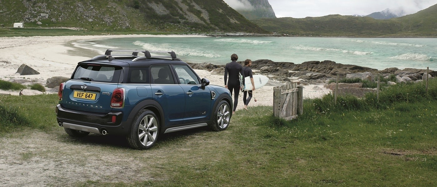 The MINI Countryman. Arrange your 48 hour test drive today.