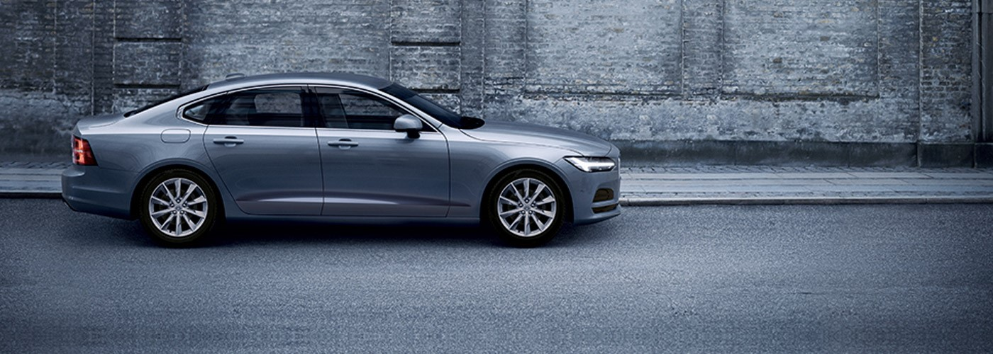 Volvo S90 from £451 per month