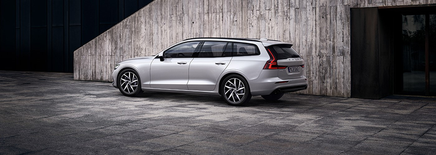 Volvo V60 from £283 per month
