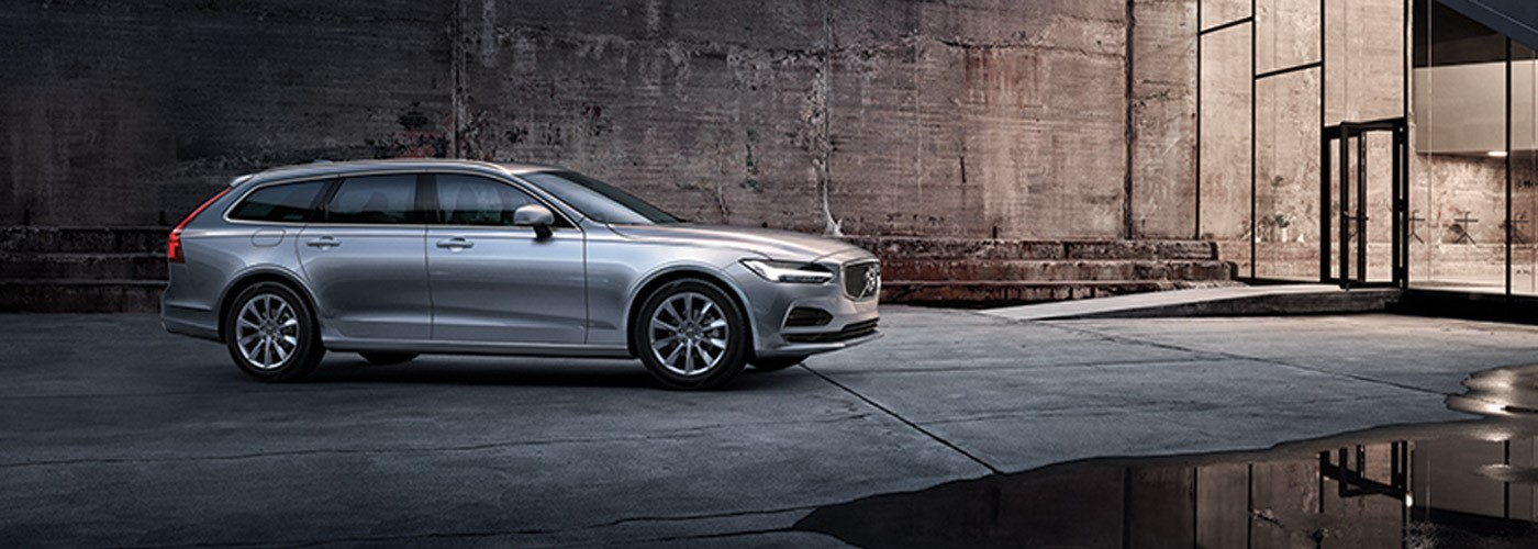 Volvo V90 from £393 per month