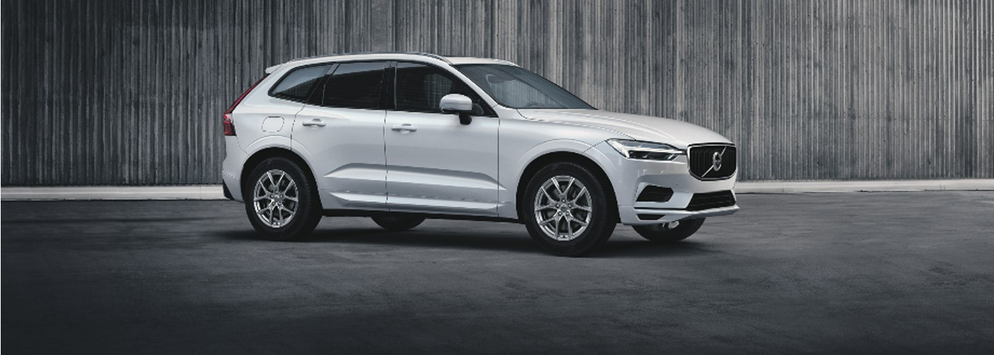 Volvo XC60 from £402 per month