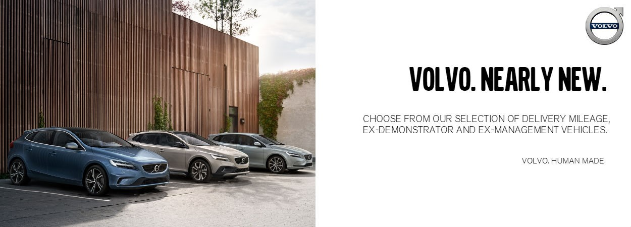 Nearly New Volvo Cars For Sale | Great Savings | Lloyd Volvo