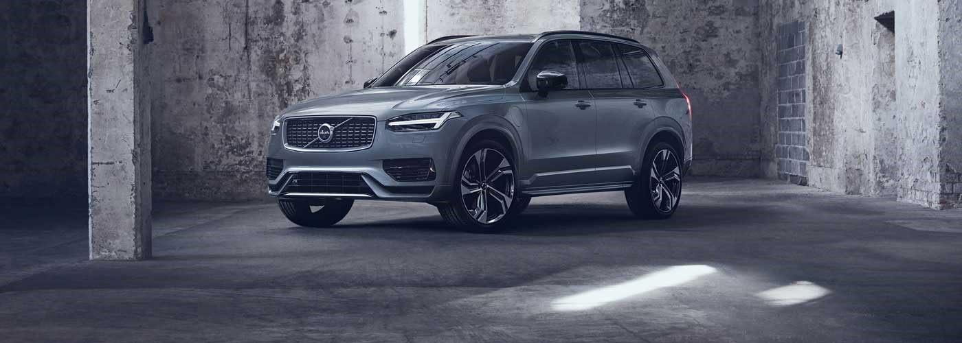 Volvo XC90 from £507 per month