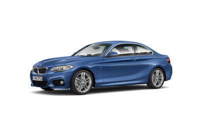 BMW 2 Series coupe MSport