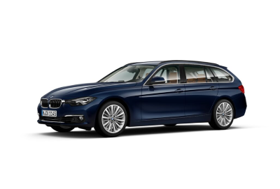 BMW 3 Series touring xdrive luxury 330d