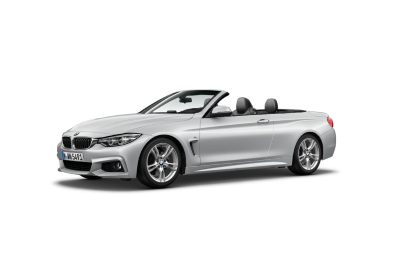 BMW 4 Series convertible MSport