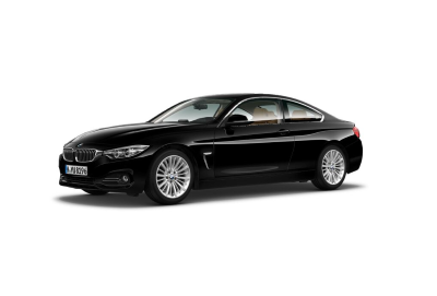BMW 4 Series coupe luxury