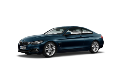 BMW 4 Series coupe sport