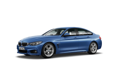 BMW 4 Series gran coupe MSport