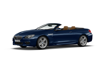 BMW 6 Series convertible 640i MSport
