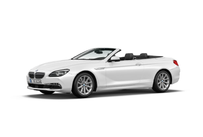 BMW 6 Series convertible 640i SE
