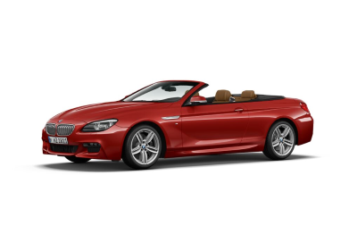 BMW 6 Series convertible 650i MSport