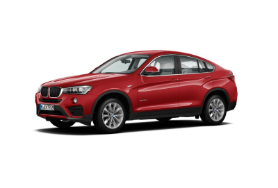 The BMW X4 20d SE at Lloyd BMW