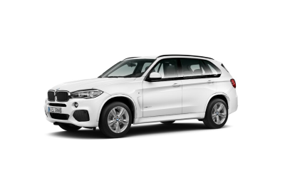 The BMW X5 sDrive 25d MSport