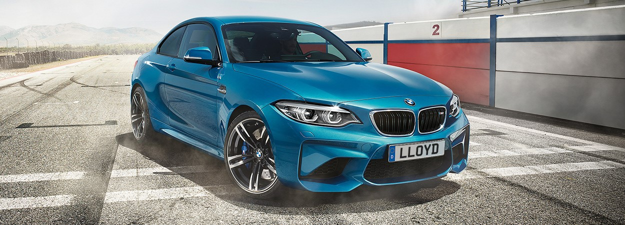 The BMW M2 available at Lloyd BMW