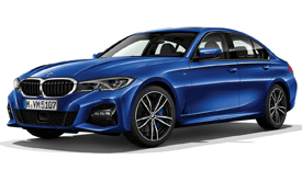 The New BMW 3 Series M Sport Model available at Lloyd BMW
