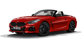 The BMW Z4 M40i available at Lloyd BMW