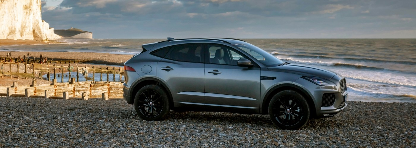 Jaguar E-PACE From £299 per month with £299 deposit